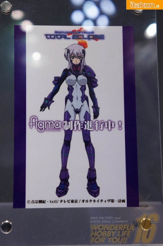 Cryska Barchenowa Muv-Luv Alternative Total Eclipse Figma (Max Factory)