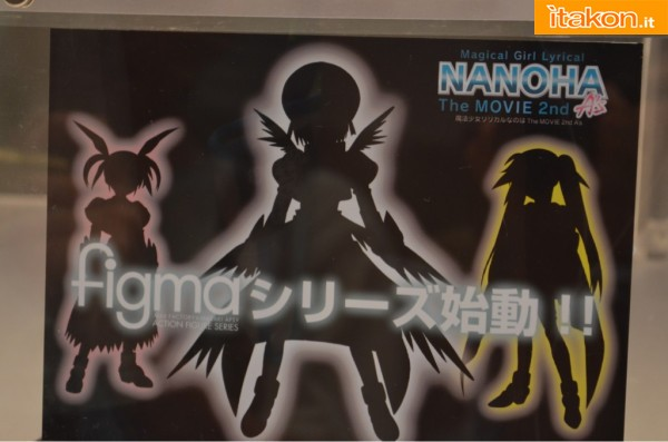 Mahou Shoujo Lyrical Nanoha The Movie 2nd A's - Yagami Hayate - Figma (Max Factory)