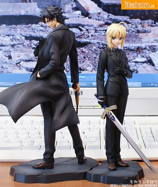 fate/zero max factory emiya kiritsugu saber 2012