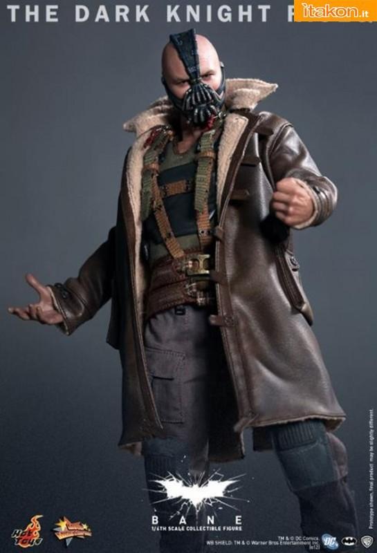 Hot Toys: The Dark Knight Rises: Bane Collectible Figure 1/6 - Immagini Ufficiali