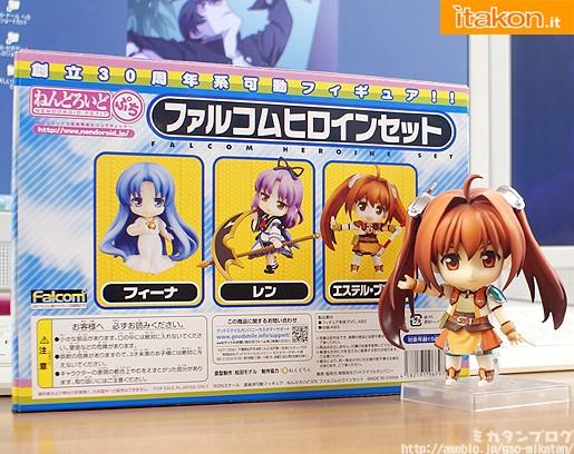 Eiyuu Densetsu: Sora no Kiseki: Renne nendoroid estelle