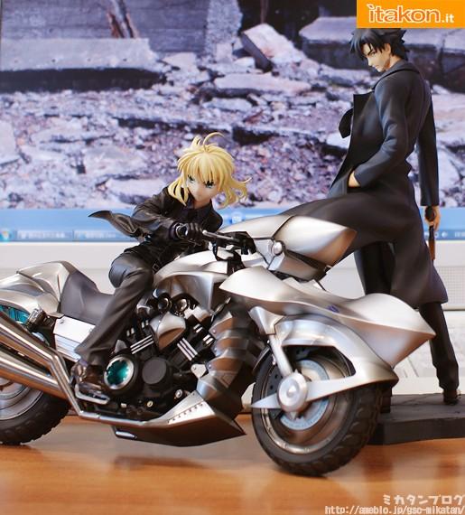 fate/zero max factory emiya kiritsugu saber motored 2012