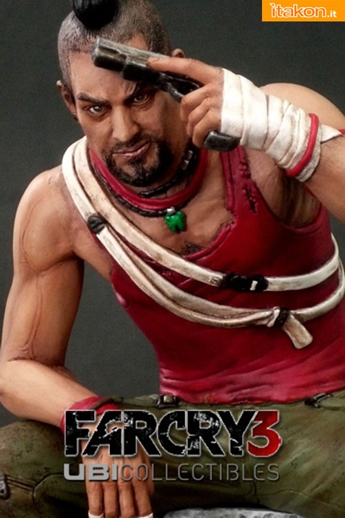 Syco Collectibles : Far Cry 3 - Vaas Montenegro - In preordine