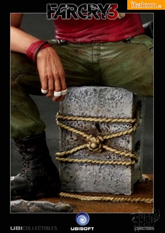 Syco Collectibles : Far Cry 3 - Vaas Montenegro - In preordine
