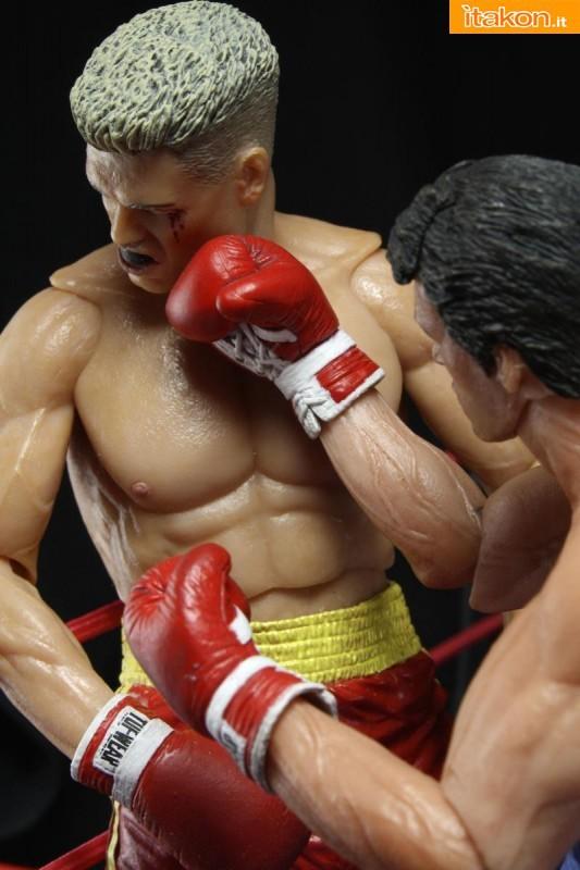 NECA: Rocky Series 2 Figures - Le action figures di Rocky Balboa vs. Ivan Drago - Rilasciate