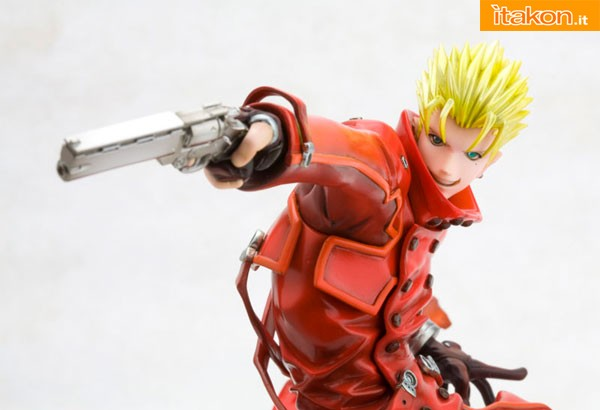 Trigun: Badlands Rumble - Kuro-Neko - Vash the Stampede - ARTFX J - 1/8 (Kotobukiya)