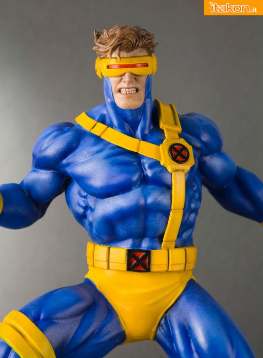 Kotobukiya: X-MEN Fine Art Statue Cyclops - DANGER ROOM SESSIONS - In Preordine