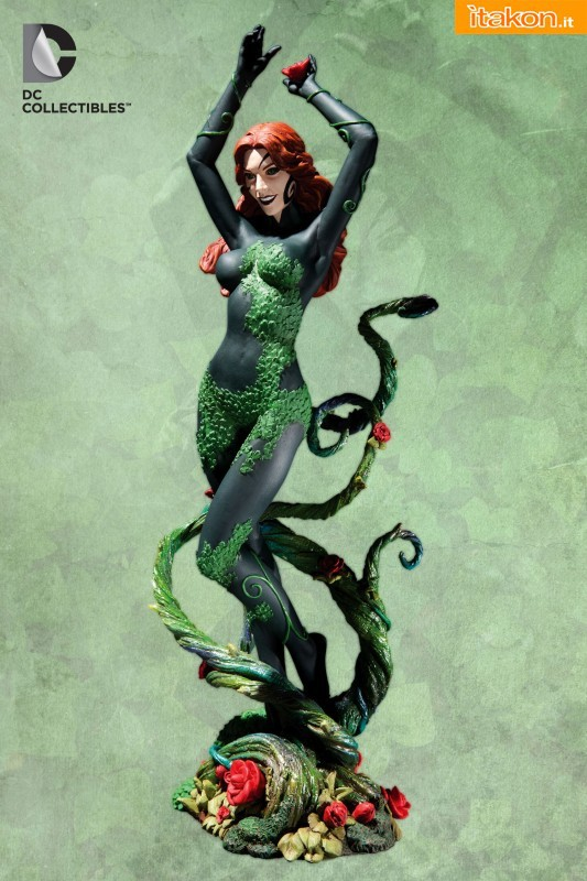 DC Collectibles: DC COMICS COVER GIRLS: POISON IVY STATUE
