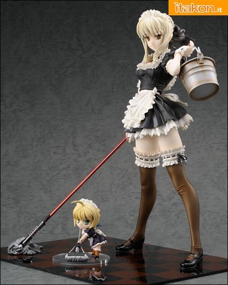 Fate/Hollow Ataraxia - Saber Alter - 1/6 - Maid Ver. (Alter)