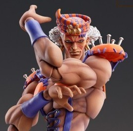 eisidici acdc ac dc medicos enterteinment super action statue jojo
