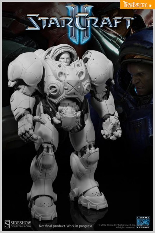 Sideshow: In arrivo Diablo e StarCraft 2 - Anteprima