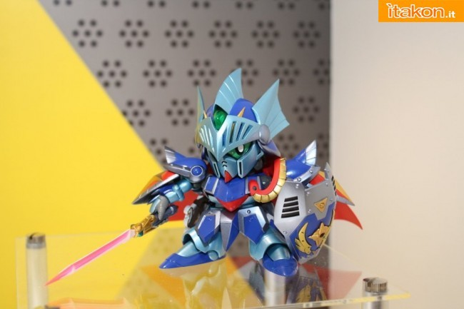 Tamashii Web Shop Exclusive: SDX Knight Alex (Release Date: Dec. 2012, Price: 7,350 yen)