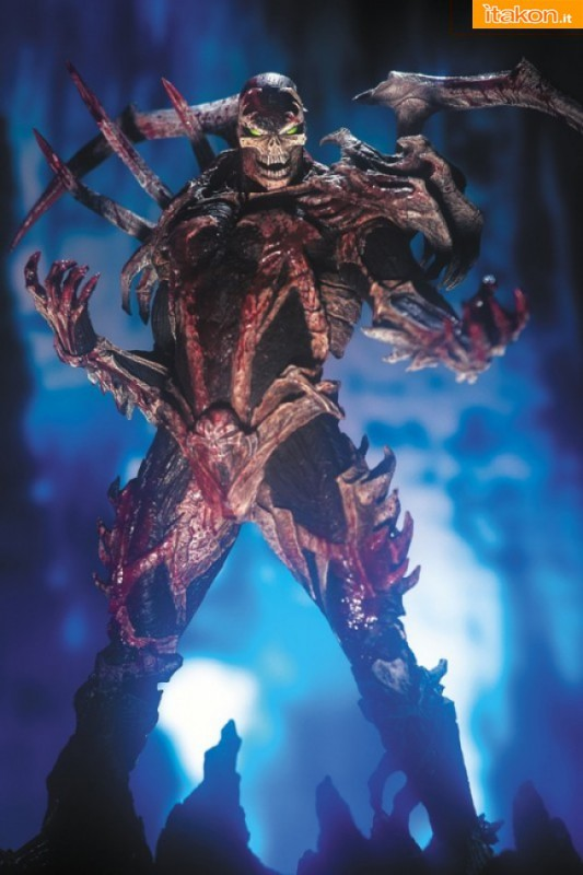 "McFarlane Toys: ""Curse of the Spawn"" Resin Statue"
