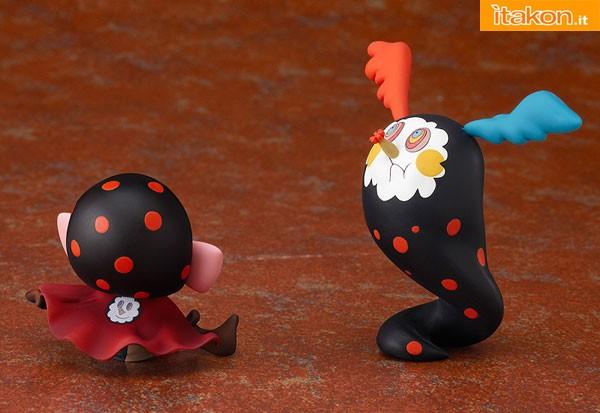 Puella Magi Madoka Magica: Nendoroid Petit Extension Set 01 charlotte