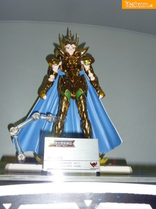 Myth Cloth Ex: Mu dell'Ariete
