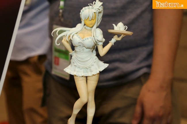 Maken-Ki! - Amaya Haruko - Maid ver. (Art Spirits)