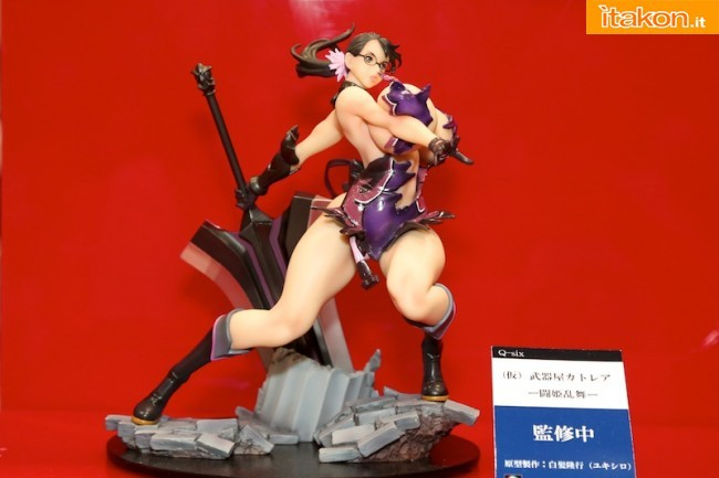 Queen's Blade - Cattleya - 1/6 (Q-six)