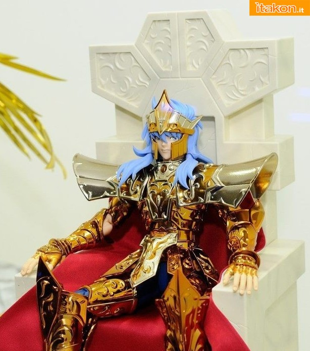 TAMASHII Features Vol.4: DX S.O.C./S.R.C/ THe Robot Spirits/ A.G.P/ Saint Seiya e altro