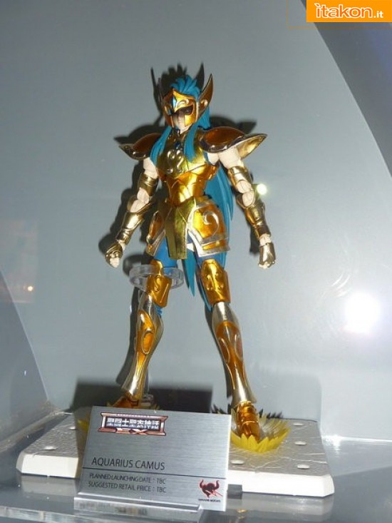 Myth Cloth Ex: Camus dell'acquario