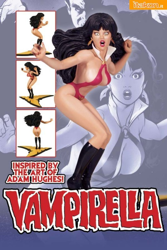 Vampirella statue da Dynamite Entertainment - In Preordine