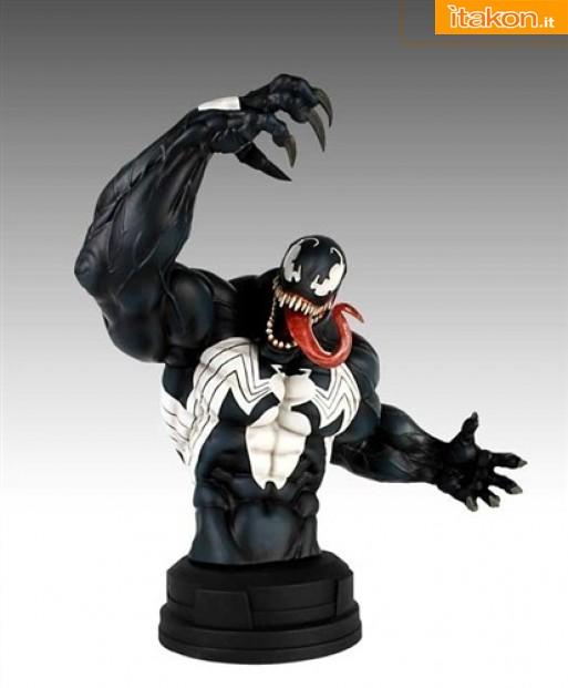 Venom Mini Bust