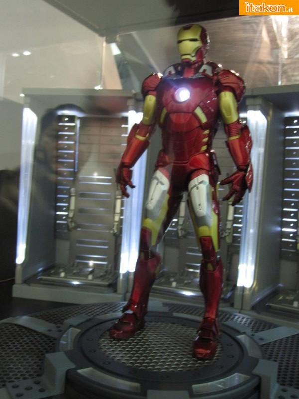 Anteprima mondiale del Super Alloy Iron Man Mark VII di Play Imaginative
