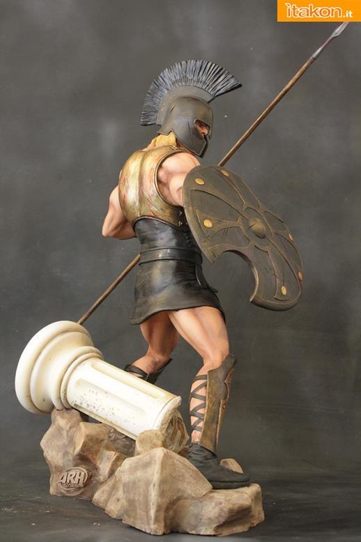 Nuova statua di Achille 1/4 scale da Arh Statue - In preordine