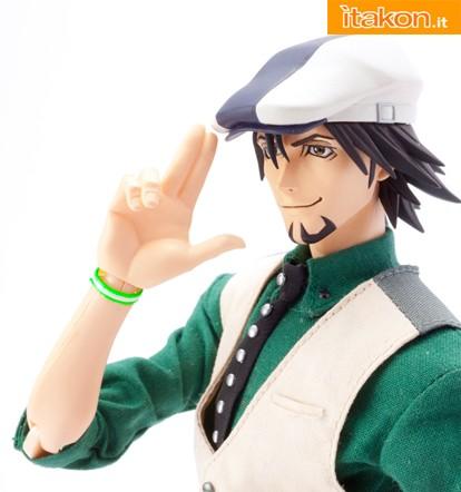 Link a Kaburagi T. Kotetsu – 12 Perfect Model