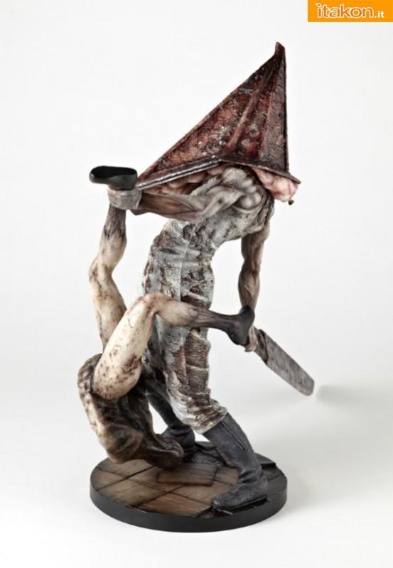 Pyramid Head 1/6 da Toymunkey Studios/Gecco - Nuove Foto e Prezzo