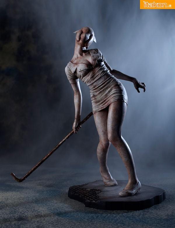 Silent Hill 2: Bubblehead Nurse 1/6 da Gecco - Immagini Ufficiali