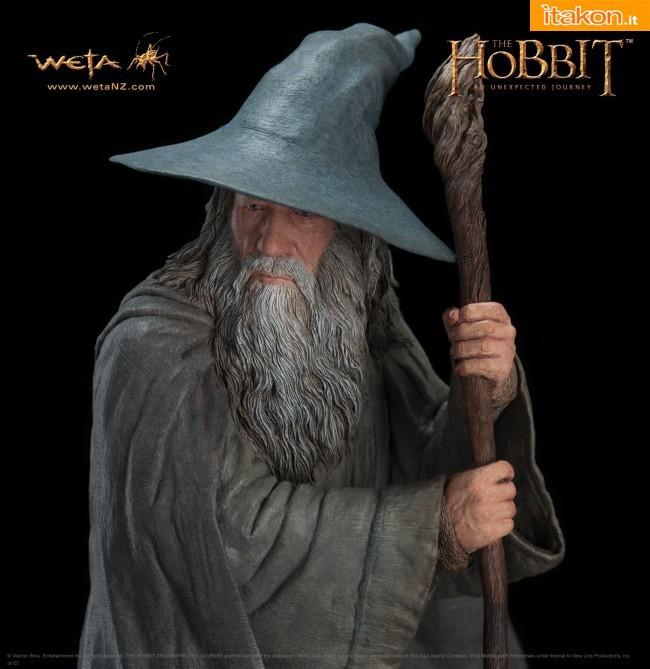 Gandalf the Grey e Bilbo Baggins statue da Weta Collectibles - In Preordine