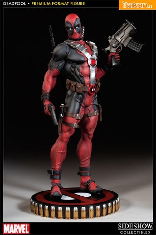 Deadpool Premium Format Figure