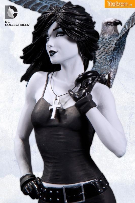Vertigo Cover Girls: DEATH STATUE da DC Collectibles - Immagini Ufficiali e Costo