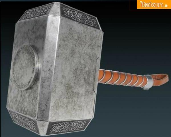 EFX Collectibles: Mjolnir Prop Replica
