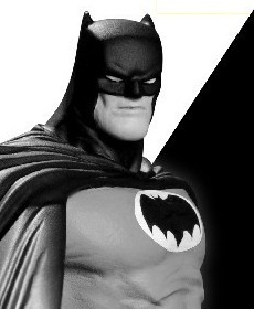 batman black & white black and white dc direct collectibles frank miller second edition