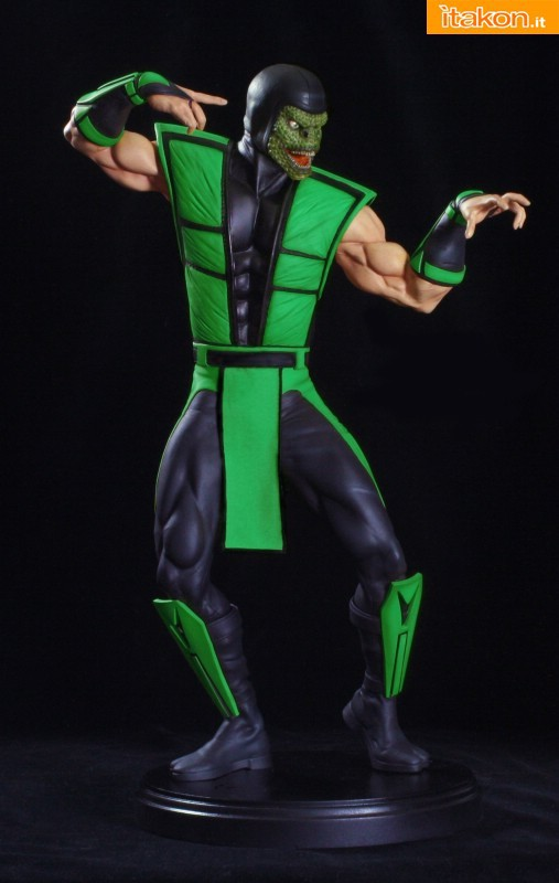 Mortal Kombat: Klassic Reptile Statue Exclusive da Pop Culture Shock - Info Preordini