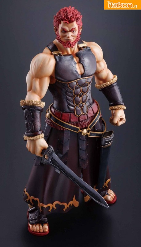 Rider - Fate/Zero - Megahouse - Sol international