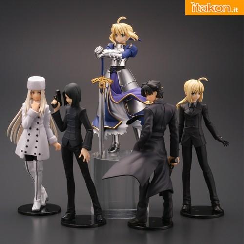 Kaiyodo - CapsuleQ Fraulein - Fate/Zero