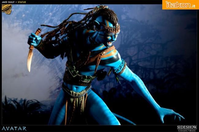 Avatar: Jake Sully Polystone da Sideshow - Immagini Ufficiali e Info Preordini
