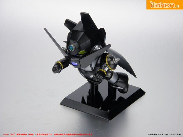 Getter Dragon Black della serie Getter Robo G da Metal Box/Yamato in preordine