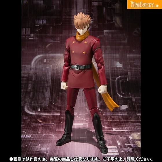 S.H.Figuarts CYBORG 009 - Shimamura Joe da Bandai - Immagini Ufficiali