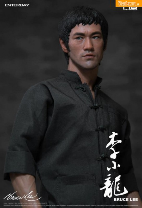 "Enterbay: Bruce Lee ""The Way Of The Dragon"" 1:4 Figure HD Masterpiece - Immagini Ufficiali"
