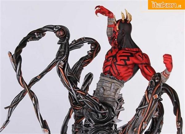 Darth Maul Spider Statue da Gentle Giant - In Preordine