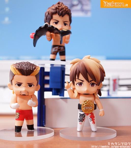 New Japan Pro-Wrestling - GSC - Nendoroid Petit