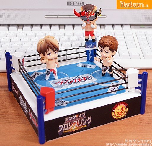 New Japan Pro-Wrestling - GSC - Nendoroid Petit