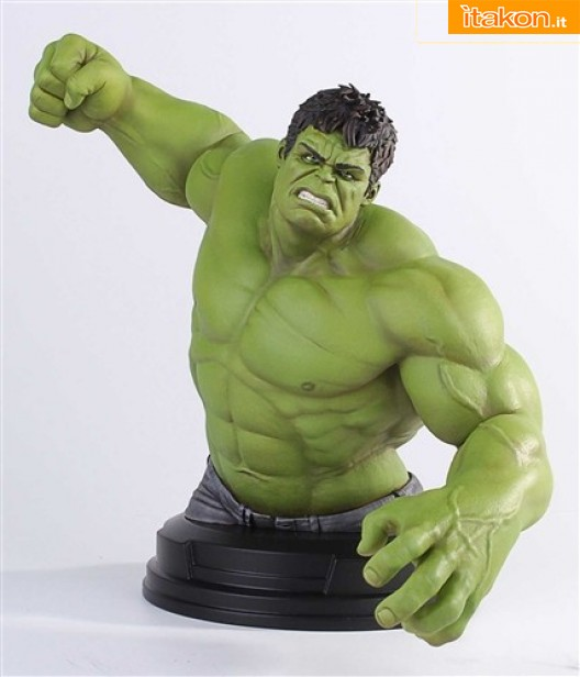 Hulk Avengers Movie Mini Bust da Gentle Giant - In Preordine