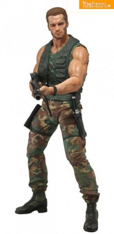 Predator Action Figure Series 8 da Neca - In Preordine
