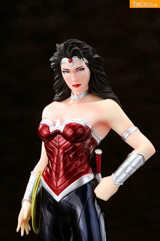 Wonder Woman New 52 ARTFX+ Statue da Kotobukiya - Apertura Preordini