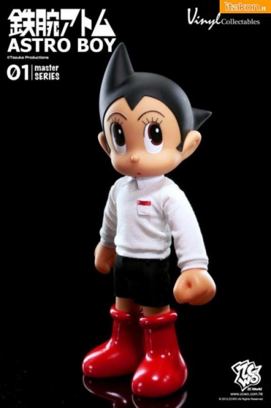 Astro Boy MasterSeries01 da ZC World - Immagini Ufficiali