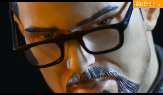 Dalla Gaming Heads in arrivo la statua di Gordon Freeman